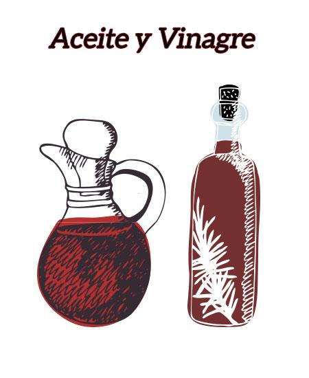 Aceite y Vinagres Gourmet y Cremas