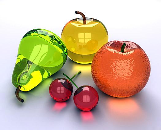 Son lo que parecen las frutas y verduras