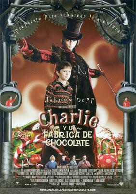 nº 7 Charlie y la Fábrica de Chocolate