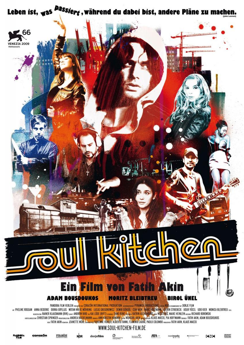 nº 8 Soul Kitchen