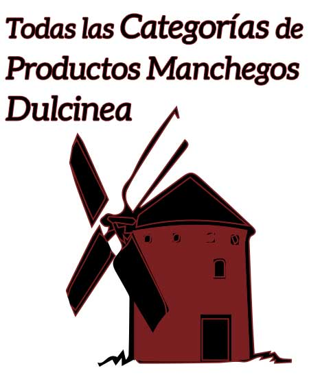 Categorias de productos manchegos