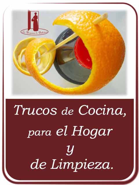Trucos de Cocina, Dulcinea