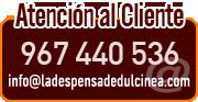 Contactar con Productos Manchegos Dulcinea
