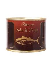 Atún en Salsa de Perdiz 0,2 Kg. N.