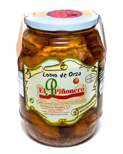 Lomo de Orza Artesano