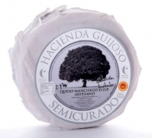 Manchego Cheese Hacienda Guijoso semi-cured