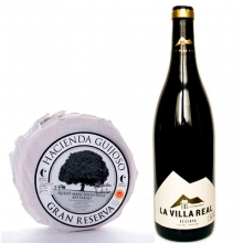 Lote Regalo | Queso y Vino Gran Reserva