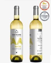 Vino Blanco Verdejo - Casa Gualda