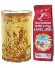 Gazpacho Manchego