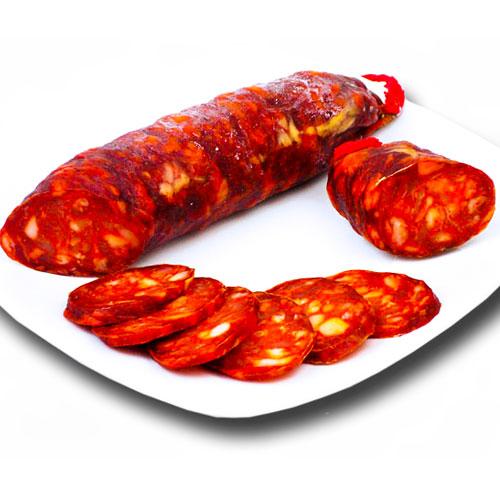 Chorizo Curado Picante 0.35 Kg