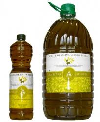 Aceite de Oliva Virgen y Extra