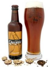 Artisan beer Morena Quijota