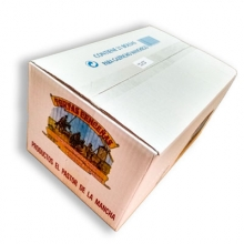 Caja de 21 Bolsas de Torta Cenceña