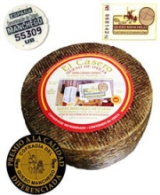 1.8Kg. Artisan Manchego cheese Semicured DO