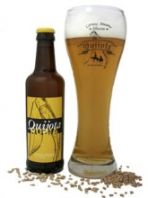 Cerveza Artesana  Rubia Quijota