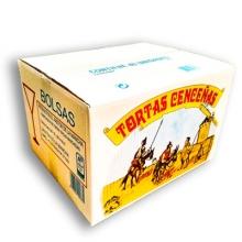 Caja de 40 Bolsas de Torta Cenceña