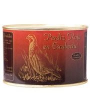 Red Pickled Field Partridge 0.55 Kg. N.