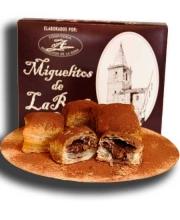 Miguelitos de Chocolate