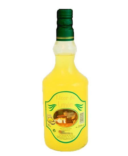 Licor de Limón