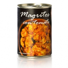 Magra con Tomate 0,39 Kg. N.