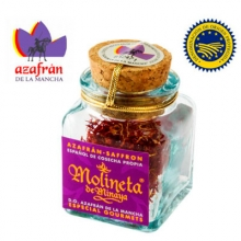 Spanish saffron DO la la mancha - 1g.