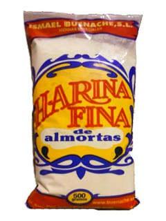 10 Bolsas de Harina de Almortas para Gachas
